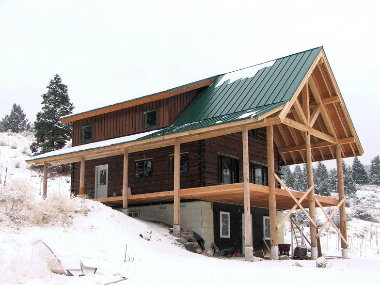 Small log cabin under 800 sq feet kits joy studio design for Log homes under 1000 square feet