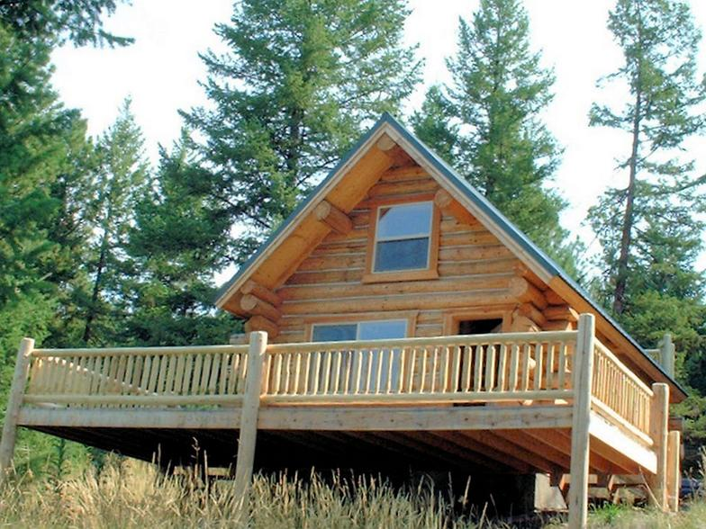 Northwest home plans under 1000 sq ft joy studio design for 800 square foot log cabin plans
