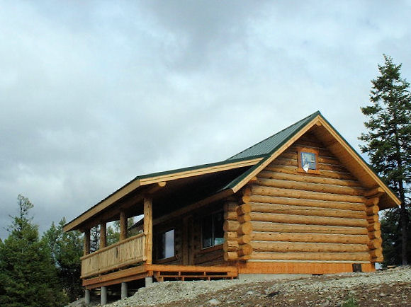 Additions To Existing Log Homes