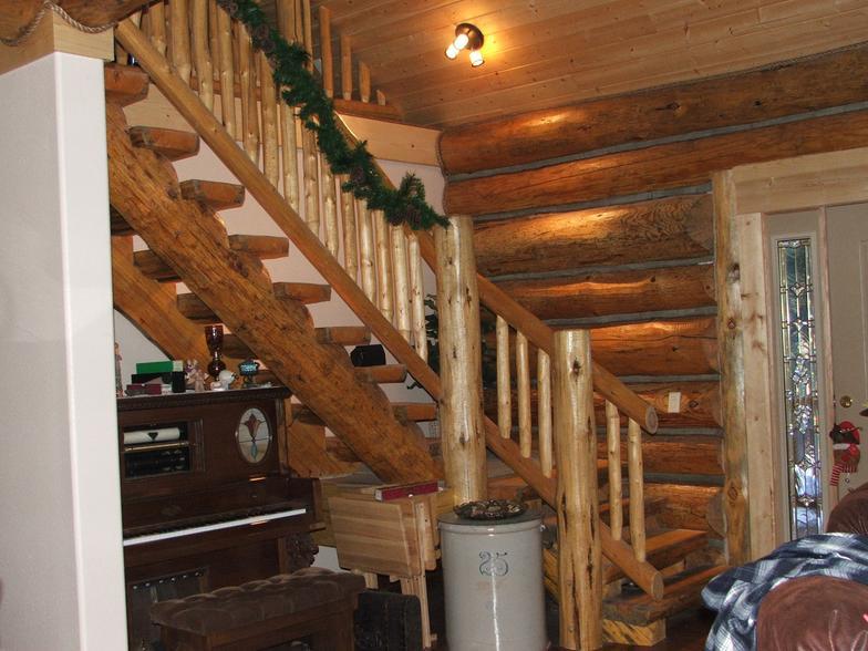 Staircases Railings